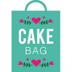 Cake Bag - Cake Decorating Supplies - Monthly Subscription